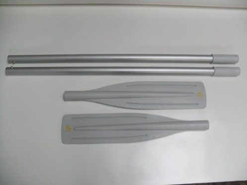 Zodiac Oars 130cm - 160cm with removable blades