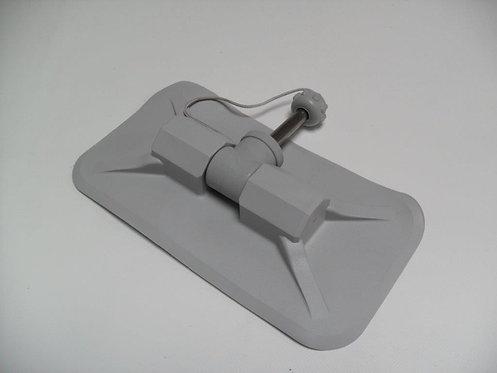 PVC Rowlock with pin
