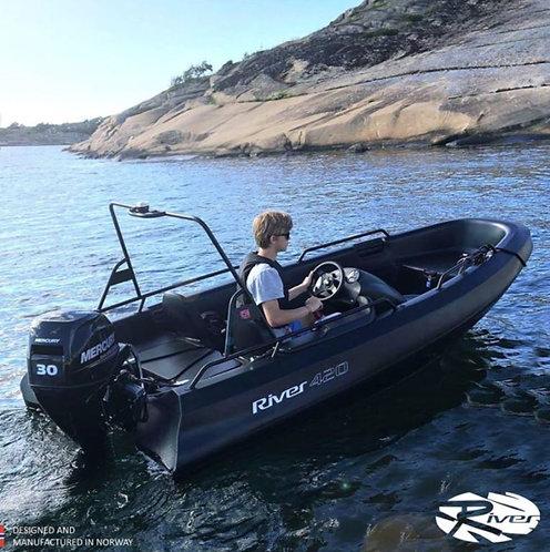 River Boat 410 XR