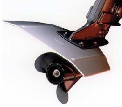 Davis Aluminium Whale Tail XL