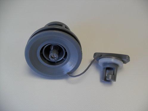 Quicksilver, Waveline, Wetline valve