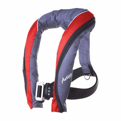 red Seago Life Jacket