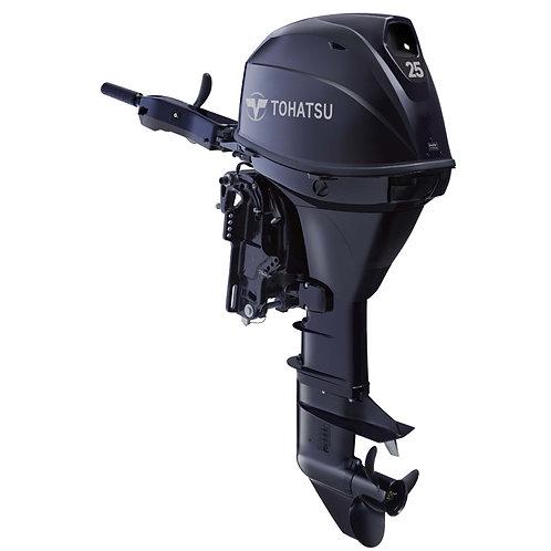 MFS25 25hp 4-stroke Outboard Engine