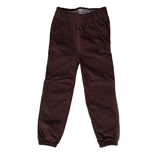Boys EZ Pants Brown