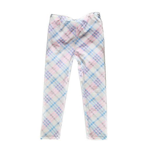 Girls EZ Pants Plaid