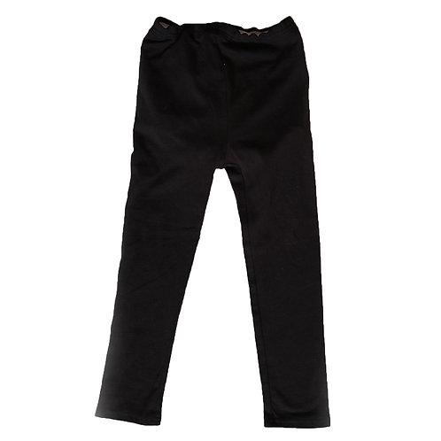 Girls EZ Pants Black