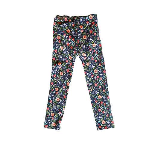 Girls EZ Pants Floral