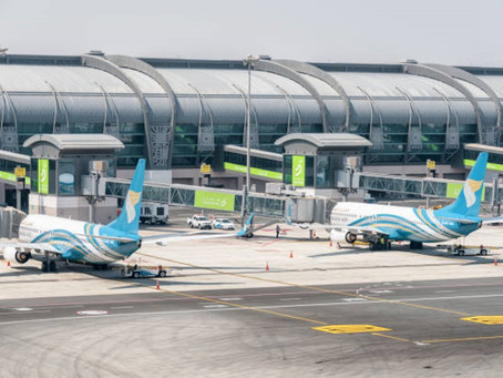 UAE International Airport Project