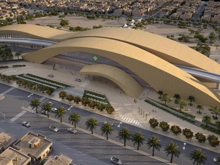 Saudi Arabia Metro Project