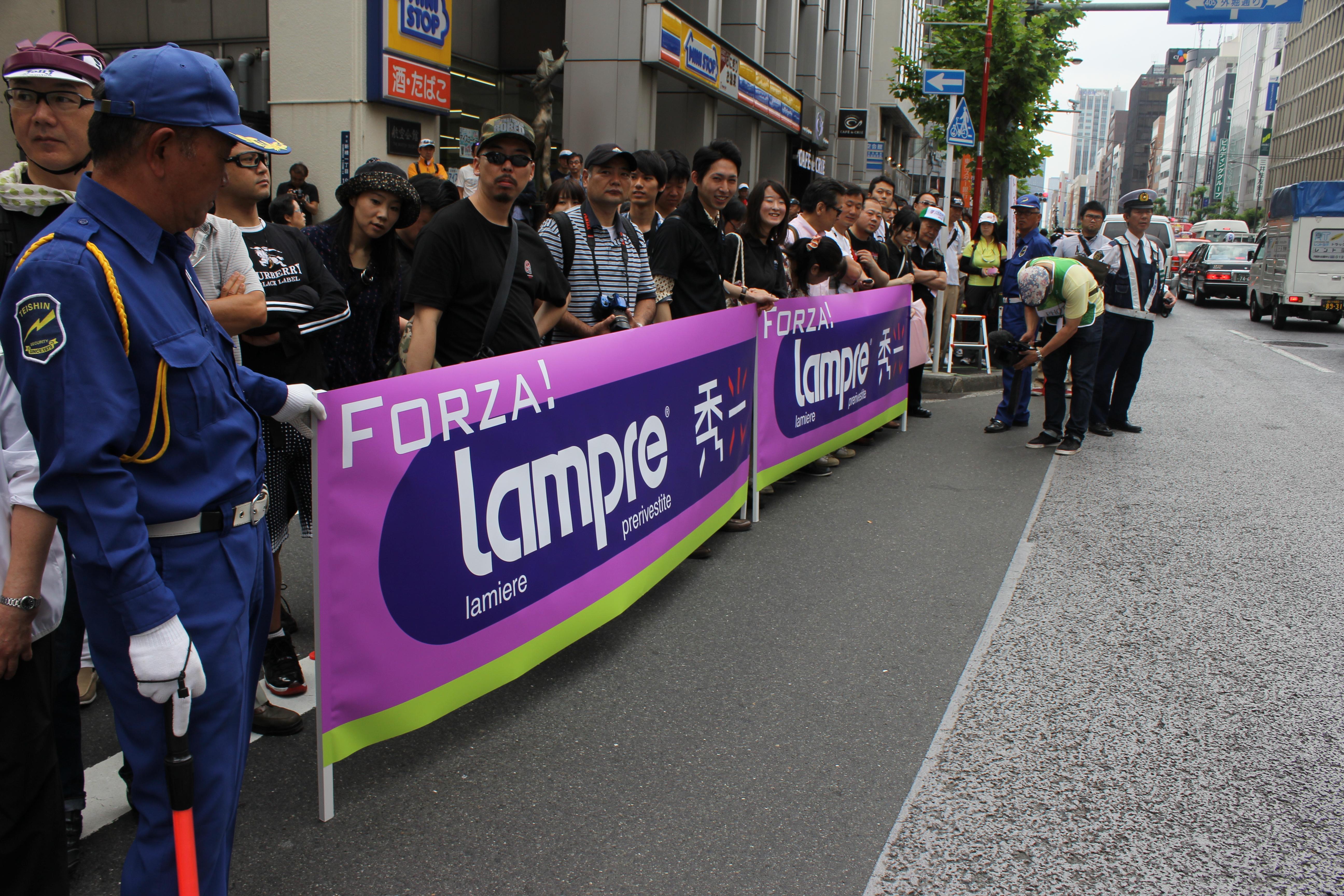 GO! team Lampre!