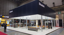 Exhibition Stand by UniFor×Shukoh