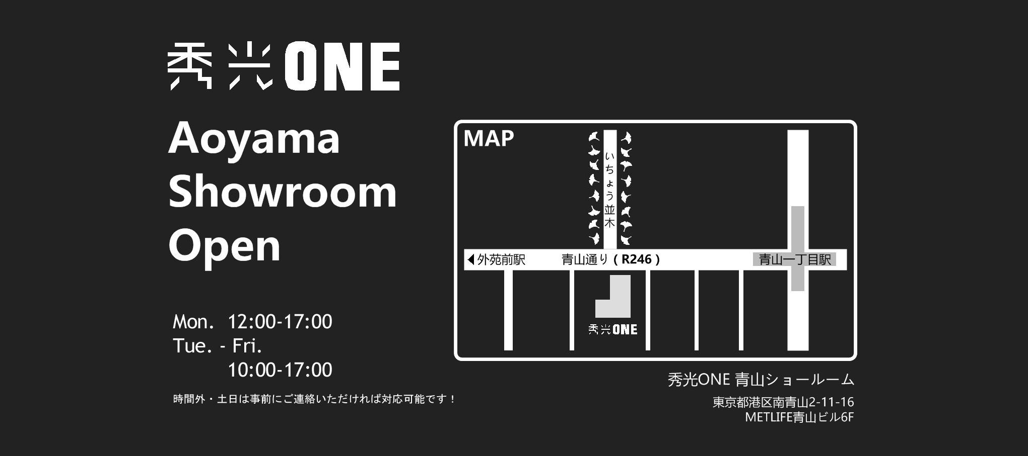 MAP Shukoh ONE aoyama