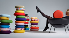Bardi's BowlChair by Arper