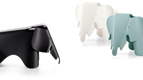 Eames Elephant by Vitra.