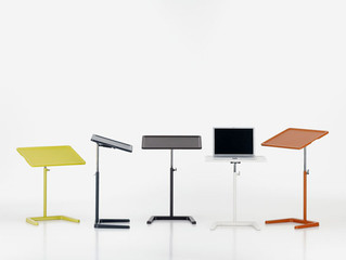 Nes table by Vitra