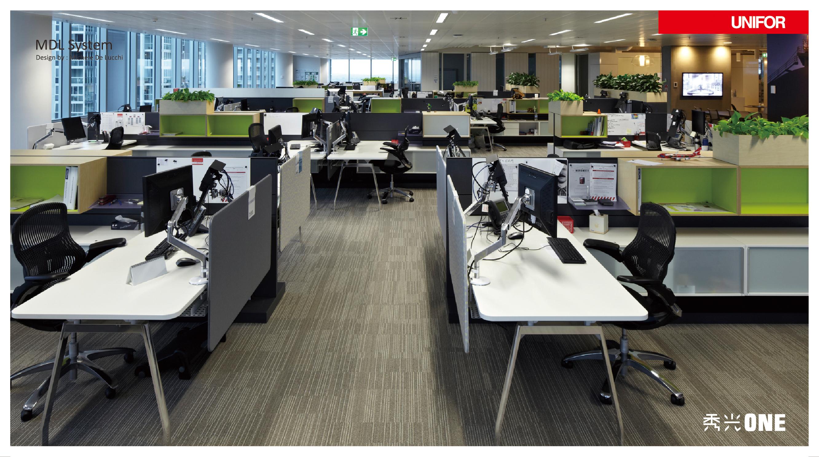 MDL Desksystem