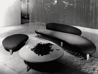 Freeform sofa by vitra.