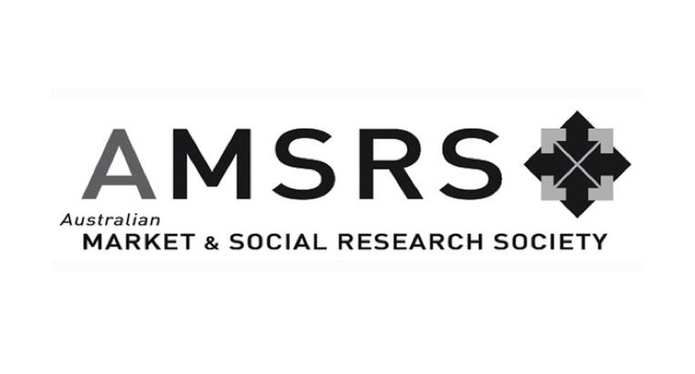 AUSTRALIAN MARKET & SOCIAL RESEARCH SOCIETY