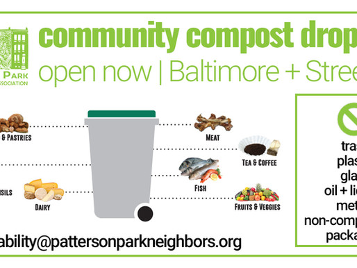 Sustainability: Delegate Robbyn Lewis and Community Composting