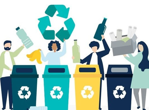 September 2020: Voting and Recycling