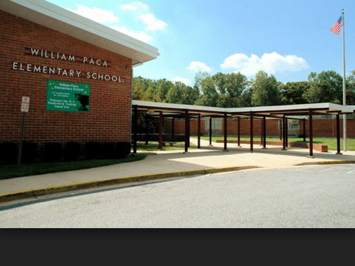 Grab-and-Go Food at William Paca Elementary