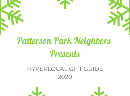 Hyperlocal Holiday Gift Guide: Call for Submissions