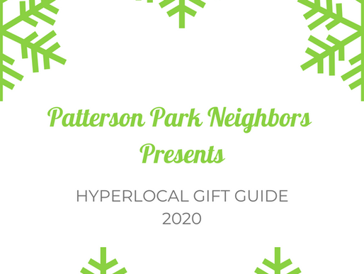 'TIS THE SEASON to Give Local: PPNA Hyperlocal Holiday Gift Guide 2020