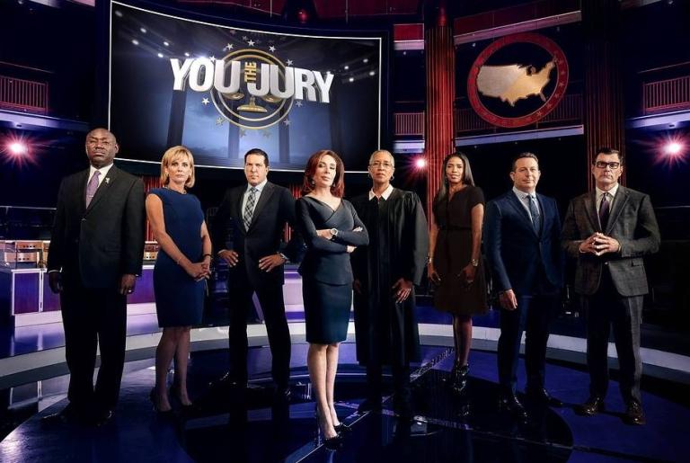You The Jury | Associate Producer Work, Maggie Jo Portfolio 2018