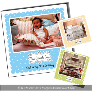 Product category pages for Catalog Design for New Arrivals Inc by Maggie Jo