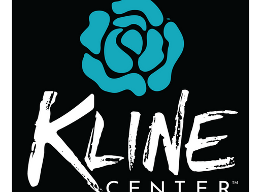 Graphic + Web Design for Kline Center