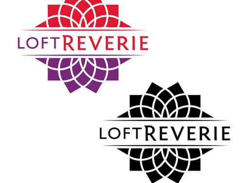 Loft Reverie | Logo Design + Graphic Design + Business Development