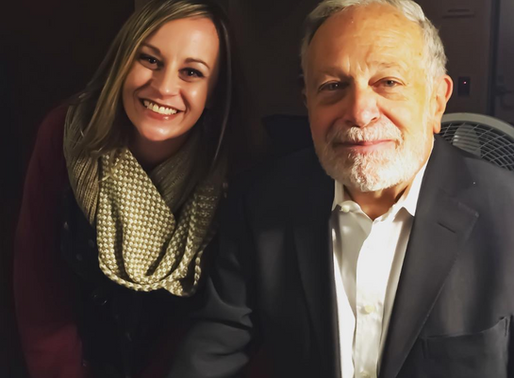 Economic Inequality Research + Social Justice Studies: Meeting Robert Reich, WKU, 2017