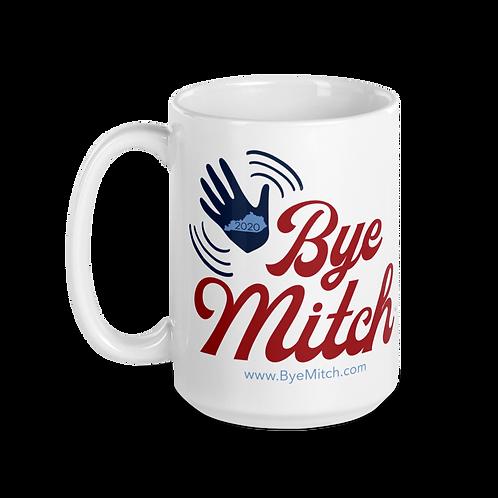 Bye Mitch! Coffee Mug