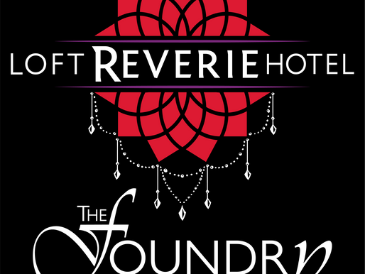 Logo Revamp for Loft Reverie Hotel + The Foundry Event Venues