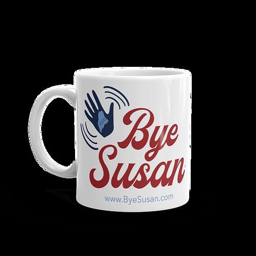 Bye Susan! Coffee Mug