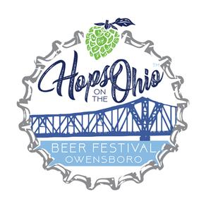 Branding + Logo Design + Domain Acquisition | Hops on the Ohio Beer Festival