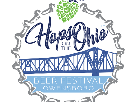 Branding + Logo Design + Domain Acquisition | Hops on the Ohio Beer Festival