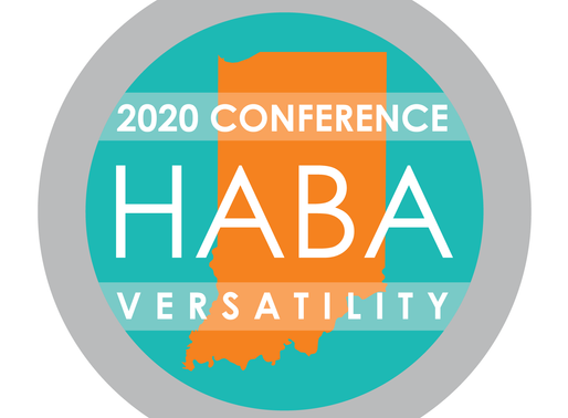 Graphic Design for HABA