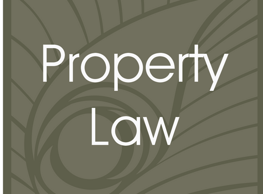 Property Law Cases