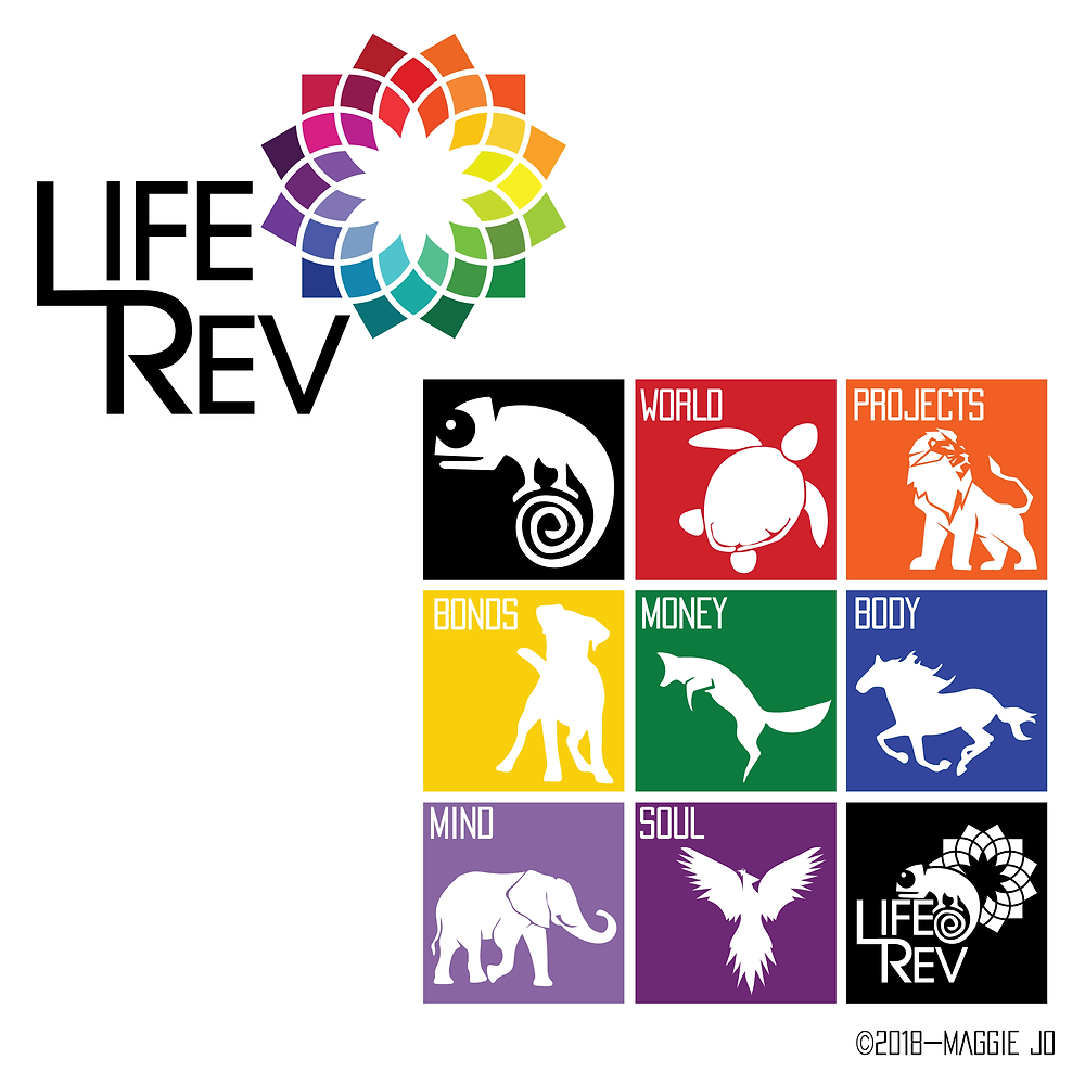 LifeRev Louisville 2018 - 2019 Event Design by Maggie Jo
