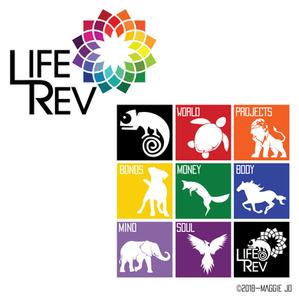 LifeRev Louisville 2018 - 2019 Event Design by Maggie Jo