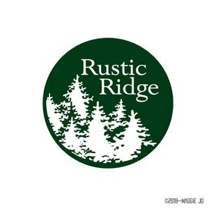 Rustic Ridge Logo + Identity + Branding by Maggie Jo