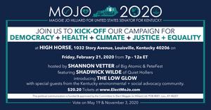 #ElectMoJo #ByeMitch #MoJo2020 #Louisville #Kentucky #USSenate2020