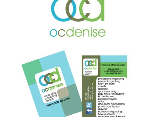 Logo  + Business Card | OCDenise