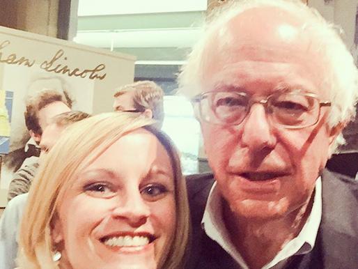 Political Campaign Volunteer Phone-Banking + Fundraising, Bernie Sanders for President 2016