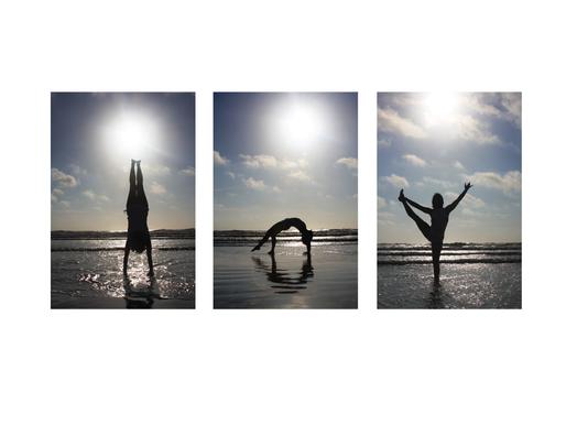 OmVelo Yoga + Cycling + TRX Studio Logo + Branding + Business Consulting + Photography
