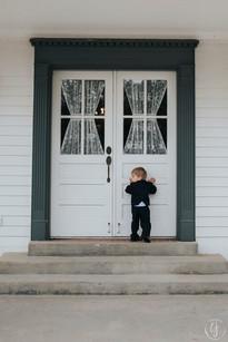 'Let me In!'