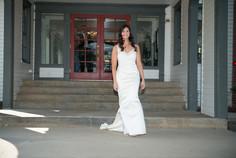 Bride by the Front Door.jpg