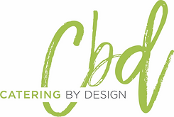 Catering by Design Logo