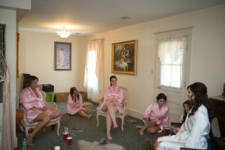 Relaxing in the Brides Suite.jpg